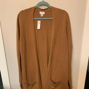 NWT XXL TALL OLD NAVY CARDIGAN
